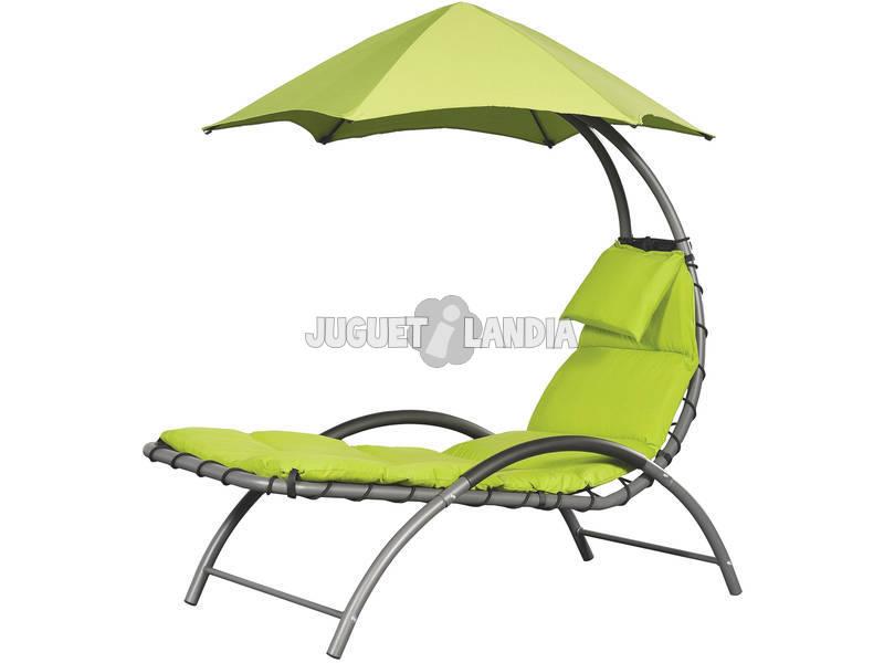 Espreguiçadeira Suspensa Nest Lounge - Cor Verde