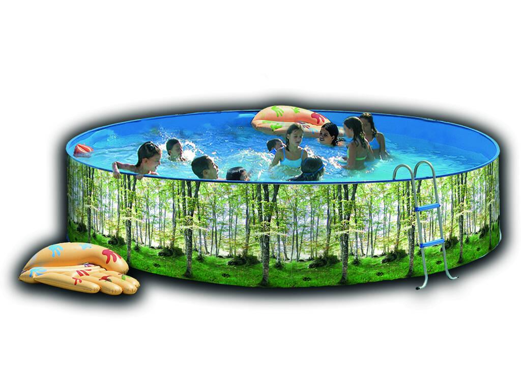 Piscina Floresta 450x90 Cm. Toi 8320