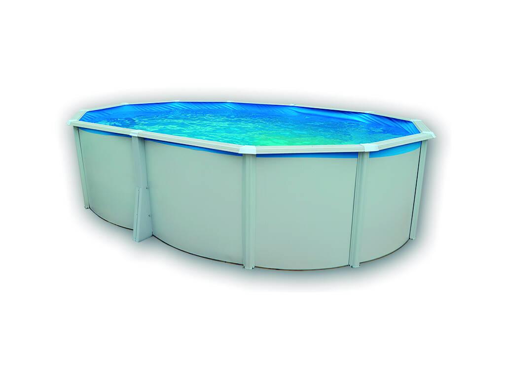 Acheter piscine toi ibiza compacta 550x366x132 cm for Acheter piscine