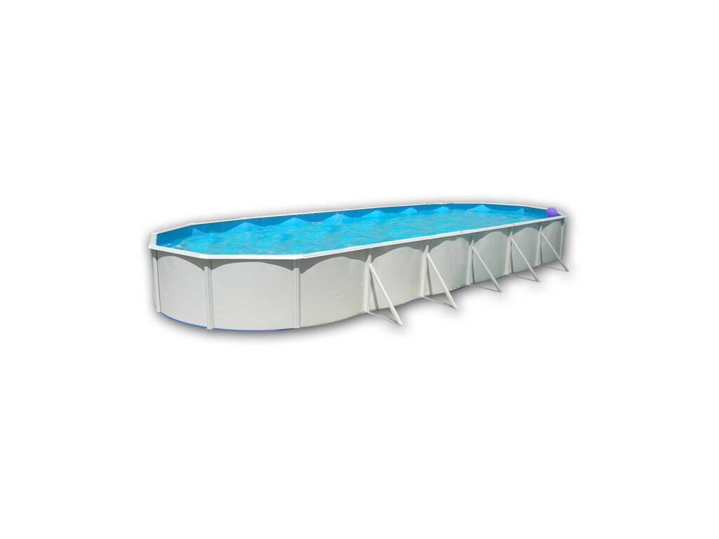Piscina Mallorca 1200x457x120 Cm. Com Summer Kit Toi 1084