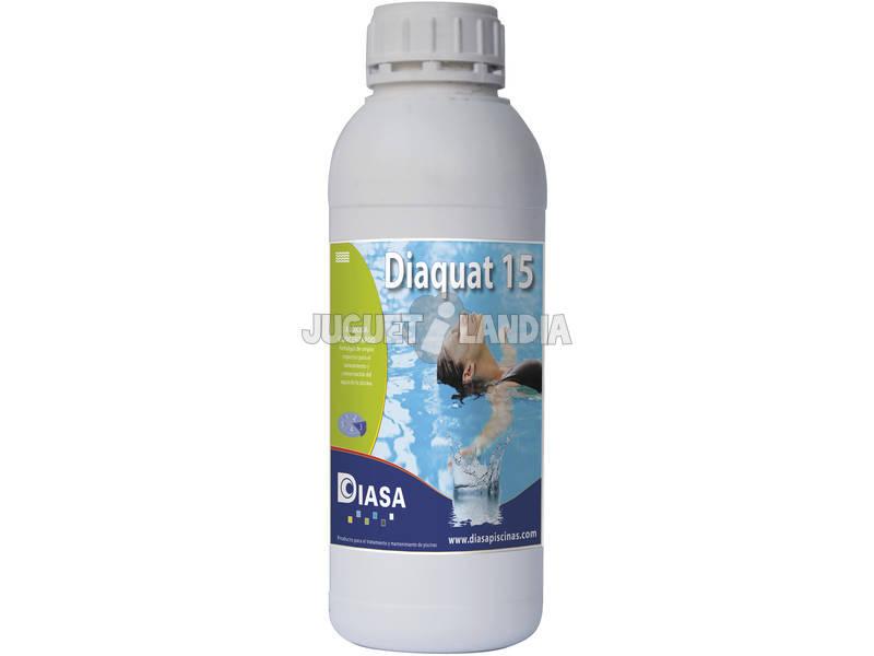 Alguicida 1 Litro Diaquat 15