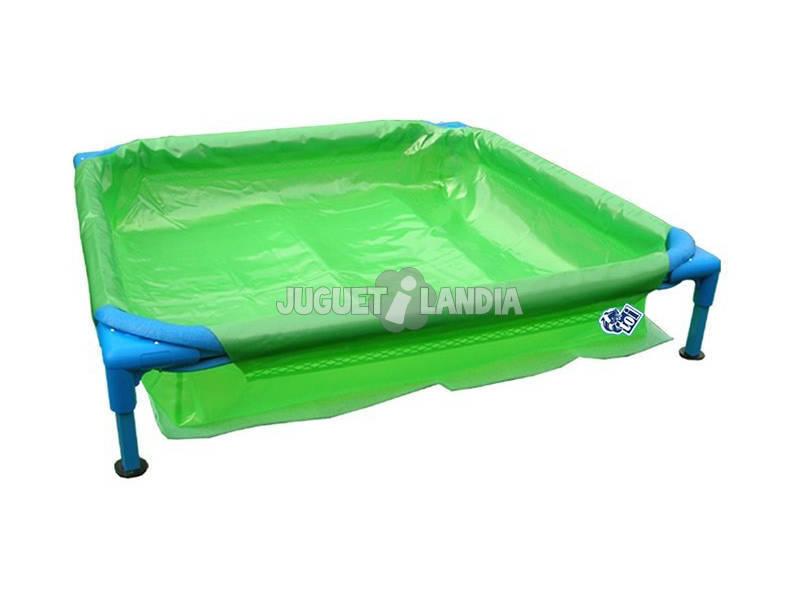 Piscina Baby Verde 85x15 Cm. Toi 3114