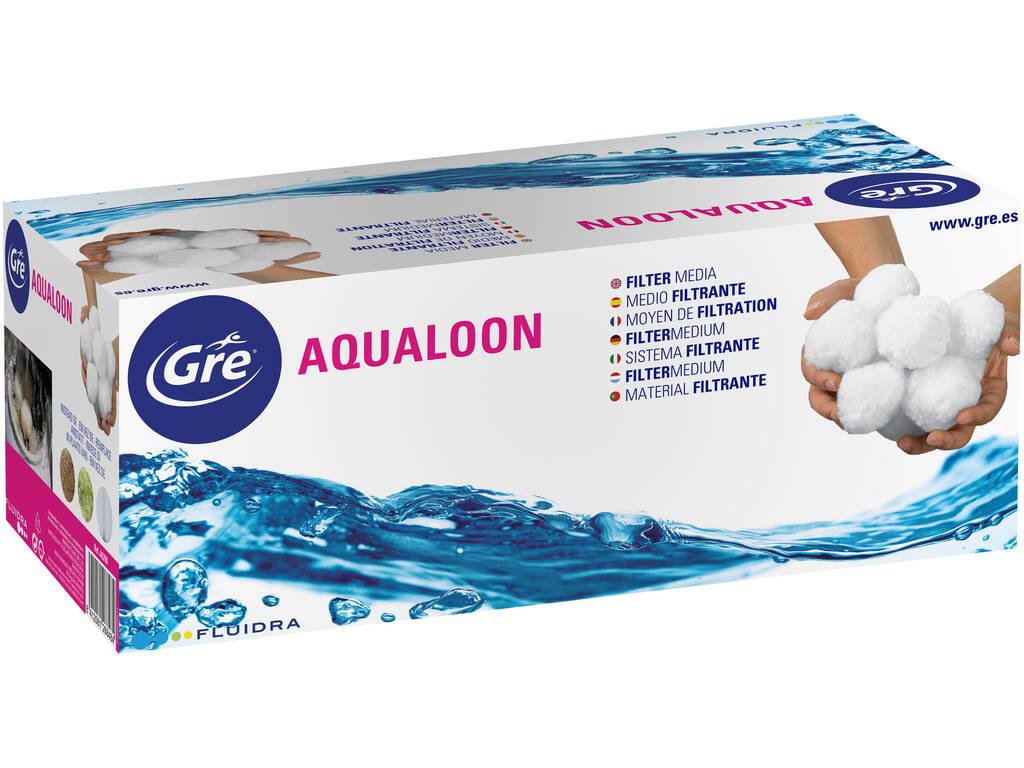 Medio Filtrante De Aqualoon 700 Gr Gre AQ700