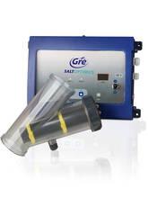 Chlorinateur par électrolyse Gre Salt Optimus pour piscines jusqu'à 30.000 L
