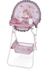 Chaise Haute Pliable avec Accessoires Maria