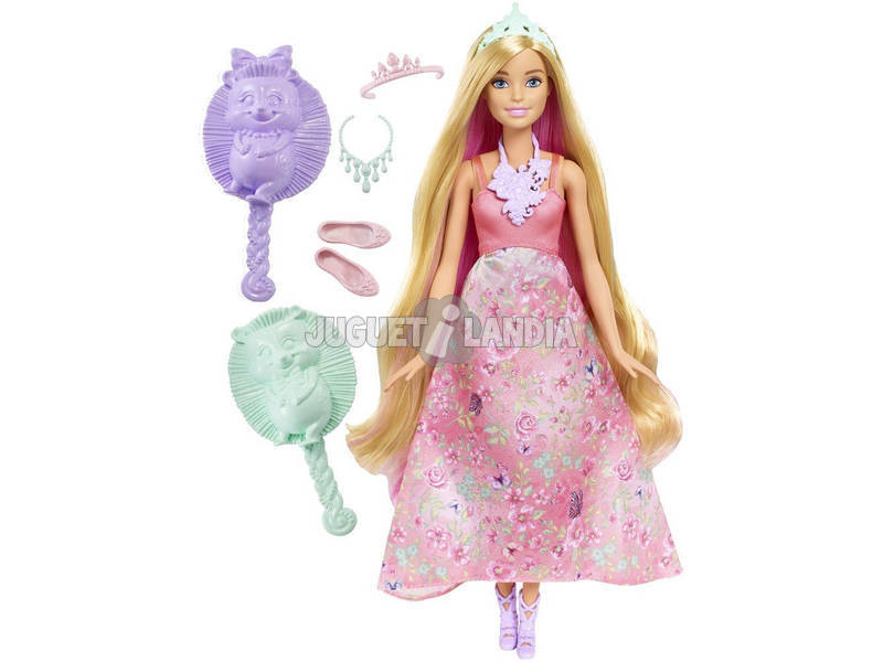 Barbie Mil Peinados Mágicos