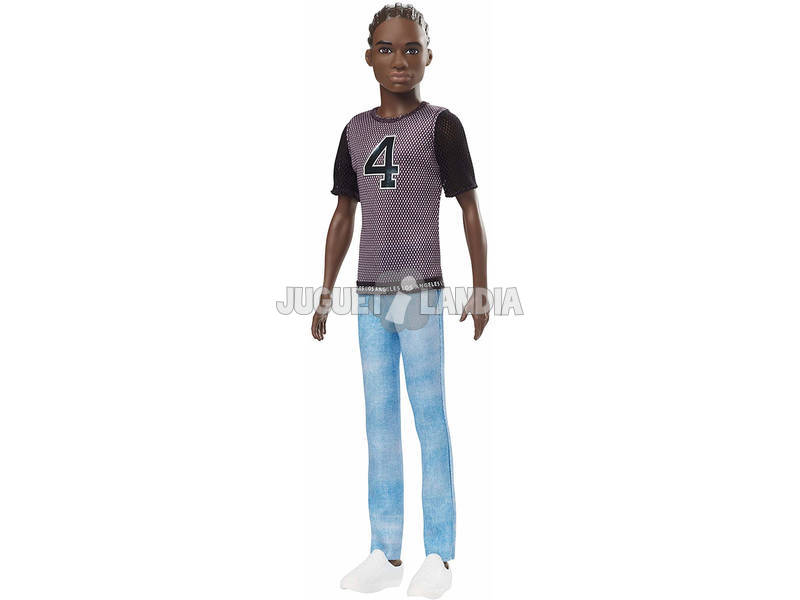 Ken Fashionista. Mattel DWK44