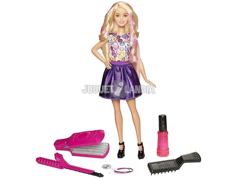 Barbie Ondas y Rizos Mattel DWK49