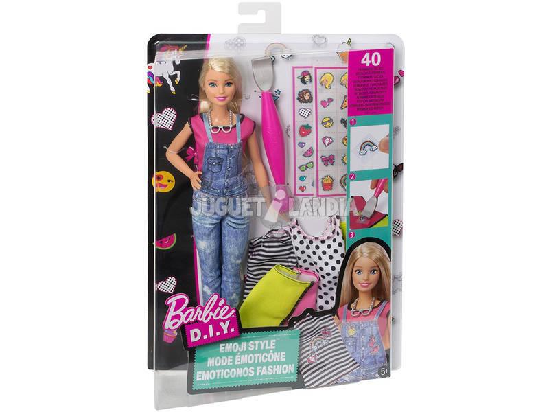 Barbie Emoticonos Fashion