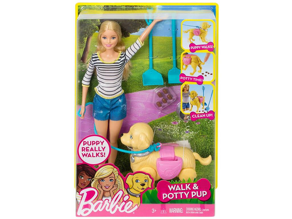 Barbie e o seu Cãozinho Popó