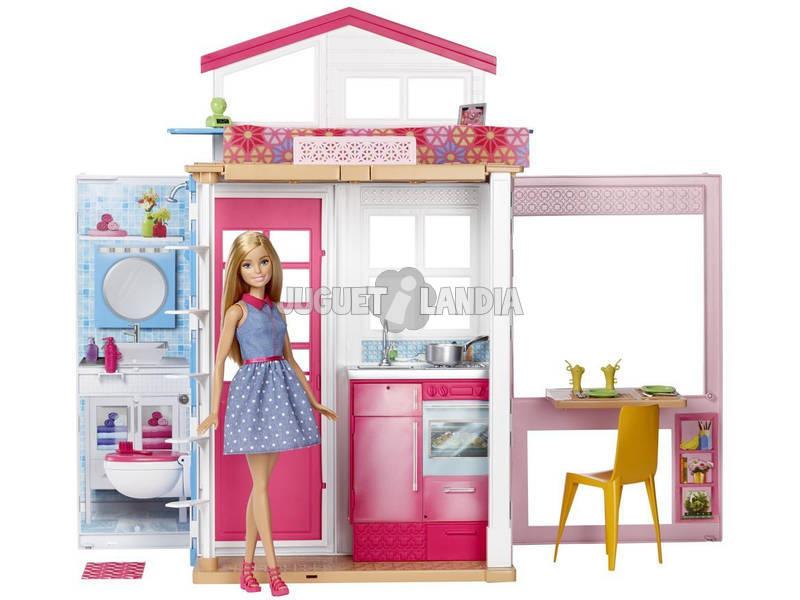 Barbie e sua casa