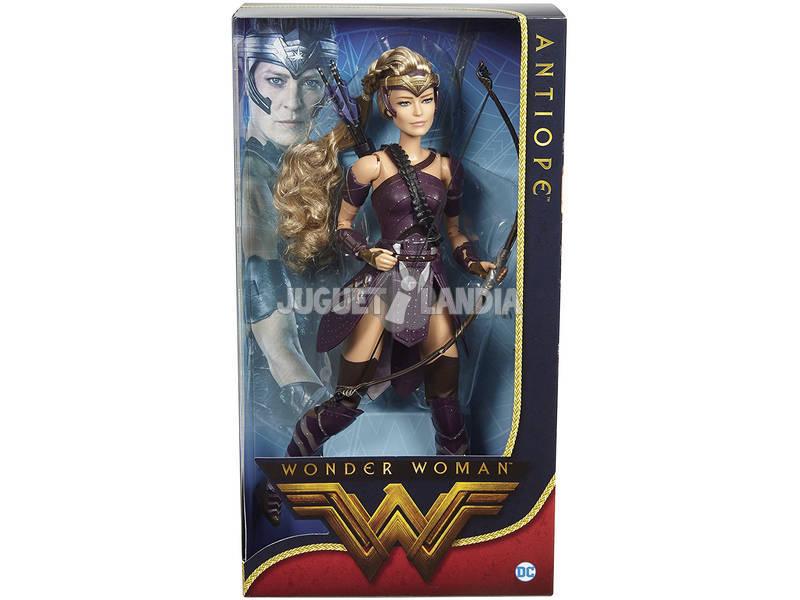 Figura Barbie Colecção Wonder Woman Antiope 31x14cm Mattel DWD84