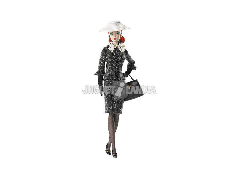 Barbie Coleccion Tweed Suit