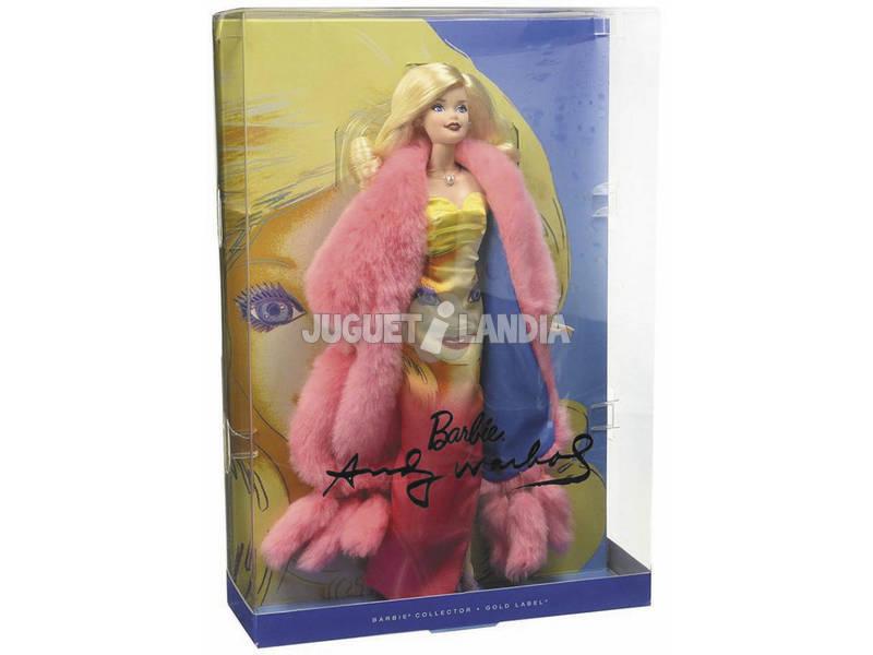 Barbie Colecção Warhol 3