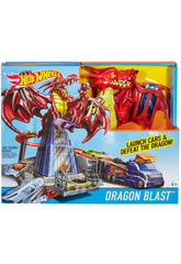 Hot Wheels Circuito Sfiga il Drago