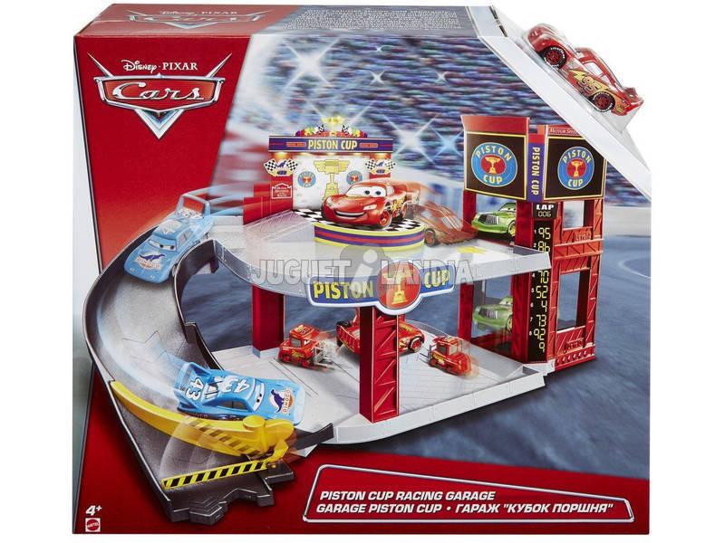Cars Garage Coupe Piston