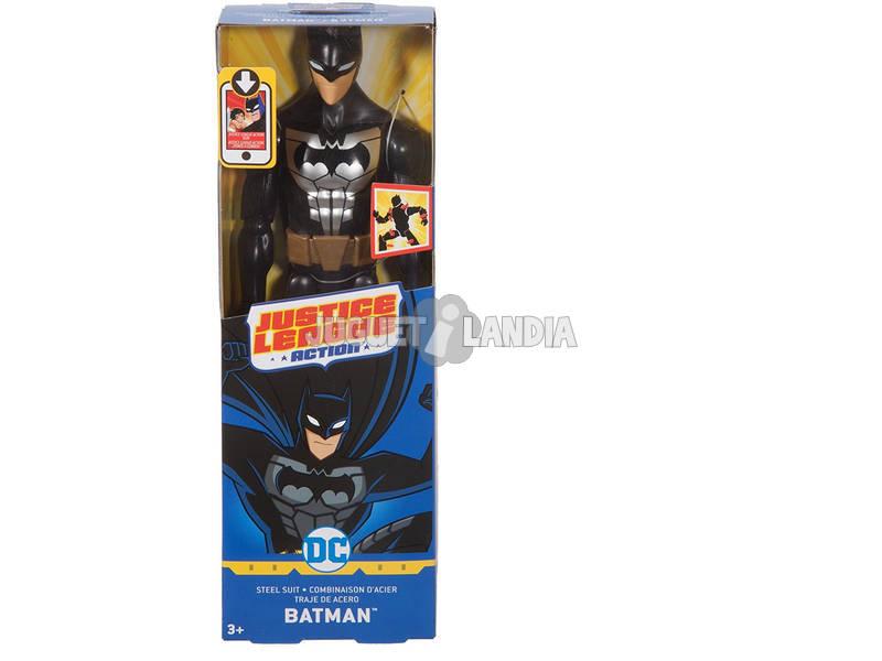 Liga da Justiça Figura Básica 30 cm. Mattel FBR02
