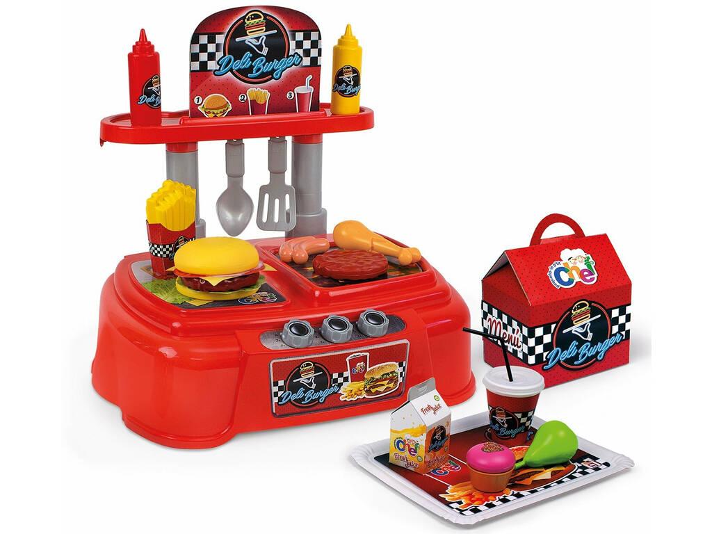 O Meu Pequeno Chef Deli Burger