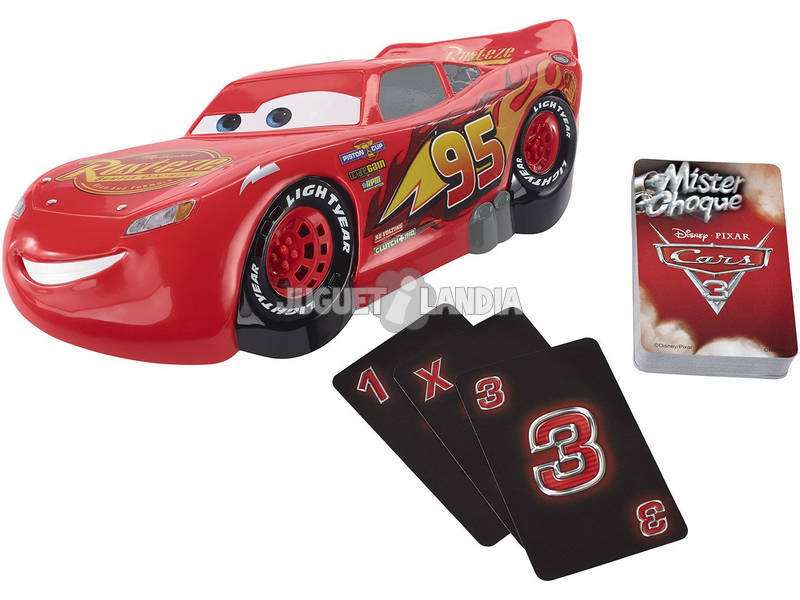 Cars 3 Mister Choque