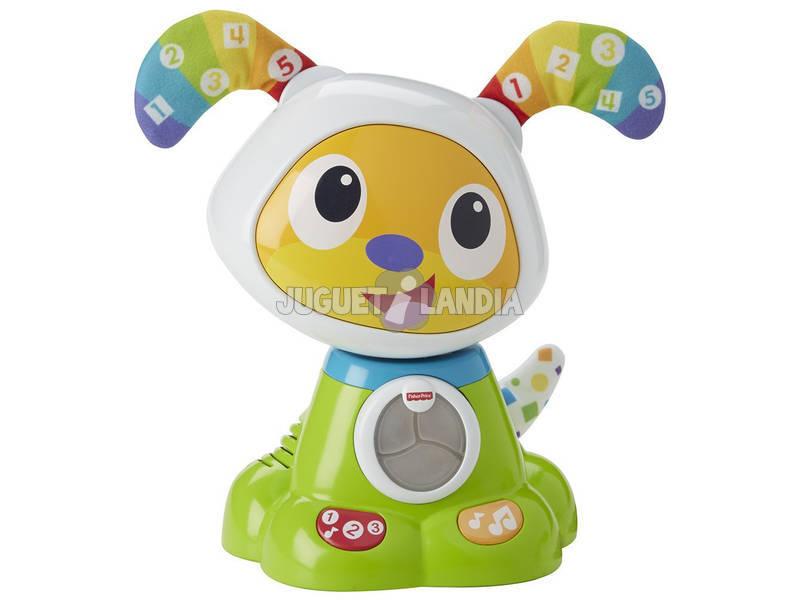 Guau Guau Fisher Price Perrito Robot Mattel FJB45