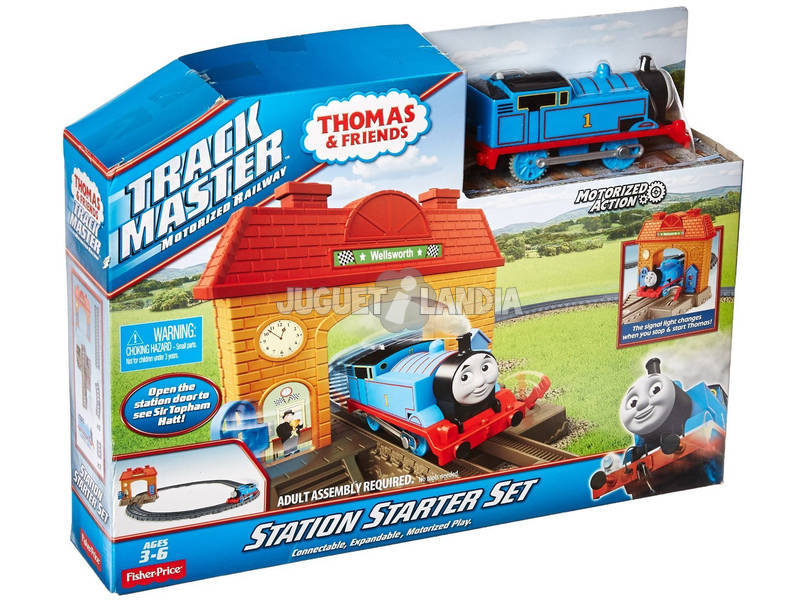 Thomas & Friends Trackmaster Circuito Sodor 2 em 1 Mattel CCP36