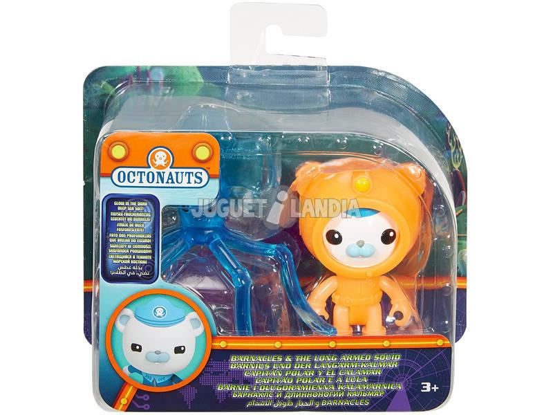 Octonautas Figura e Criatura Mattel V1381
