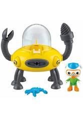 Octonautas Vehículo y Figura Mattel T7017