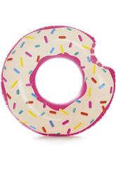 Roda Insuflável com Forma de Donut Intex 59265