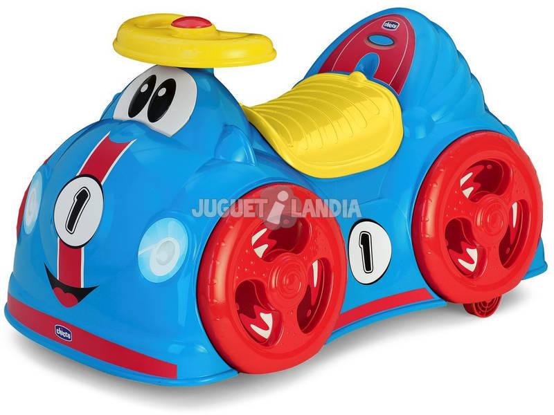 Veículo de Empurrar All Around Azul