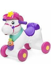 Chicco Baby Miss Rodeo Cavallo a Dondolo Gioco Interattivo Cavalcabile 79071