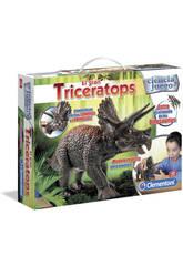 Clementoni Il Grande Triceratopo con Luci e suoni