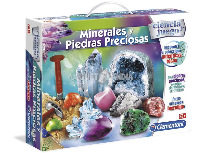 Minerais e pedras preciosas