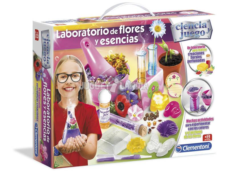 Laboratório de Flores e Essências
