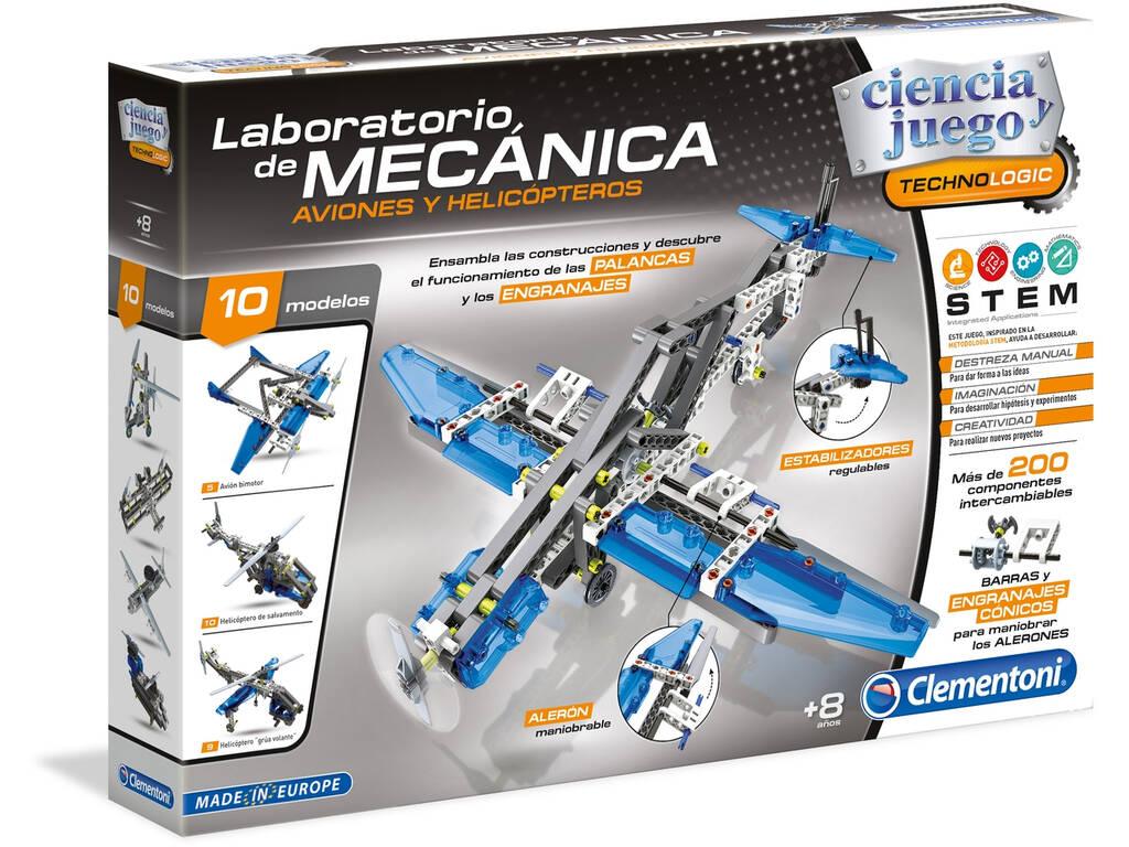 Laboratório de Mecânica Aeronaves e Helicópteros
