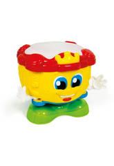 Attività drum apprendimento e attività giocattoli Clementoni 17163