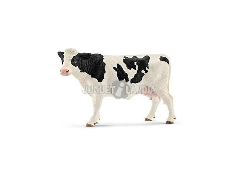 Vaca Frisona Manchas Negras Schleich 13797
