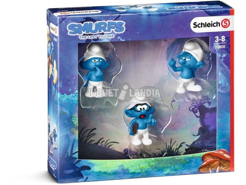 Os Smurfs Set Filme 1
