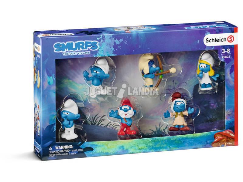 Os Smurfs Set de Filme 3