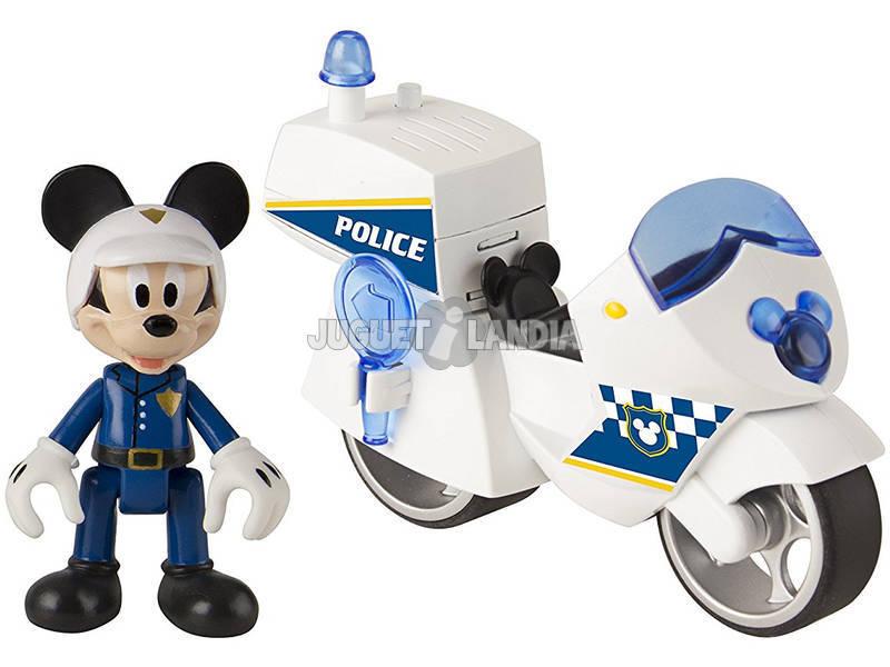 Mickey Mouse Mota De Polícia IMC 182349