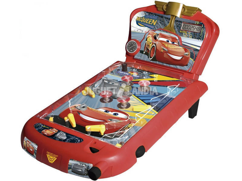 acheter jeu de table super flipper cars 3 imc 250116 juguetilandia. Black Bedroom Furniture Sets. Home Design Ideas