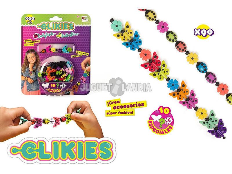 Pack 90 Abalorios Clikies