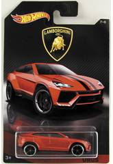 imagen Hot Wheels Vehículos Lamborghini Surtidos Mattel DWF21