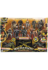 Set Battle Pack 10 Figure con Veicoli