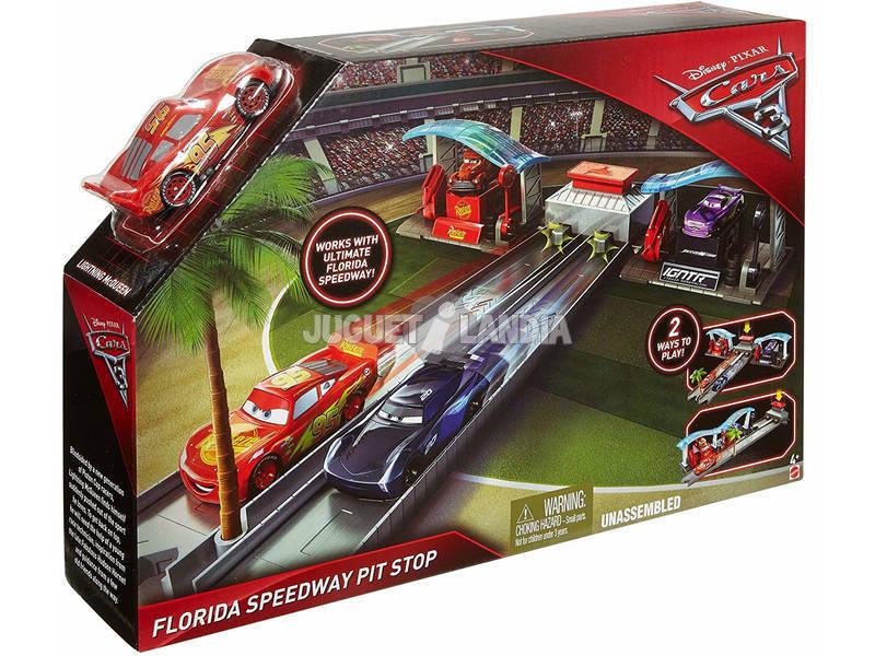 Pistas Historias Cars 3. Mattel DVT46