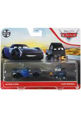 Disney Cars 3 Pack 2 Auto Mattel DXV99