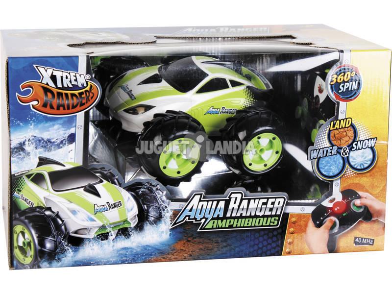 Radio Control 1:12 Aqua Ranger Teledirigido
