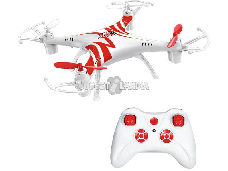 Rádio Controlo Foxx Drone World Brands XT280736