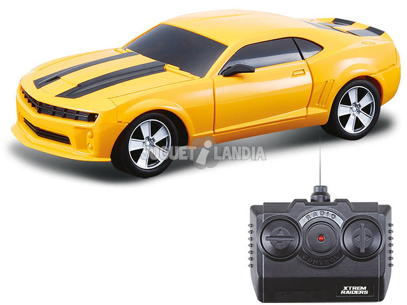 Radio Control 1:32 Street Racers. World Brands TR0037