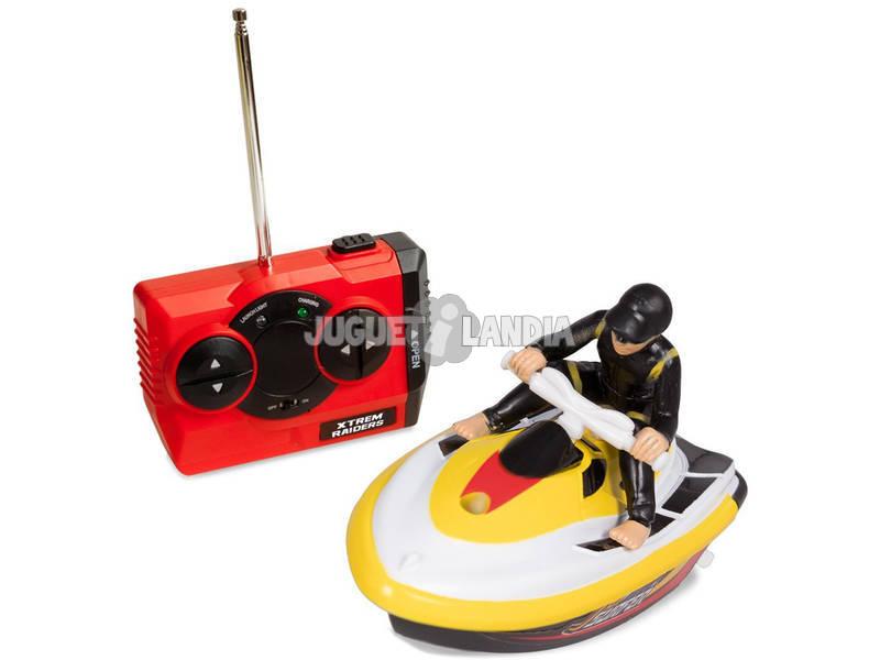Radio Control Jet Surfer