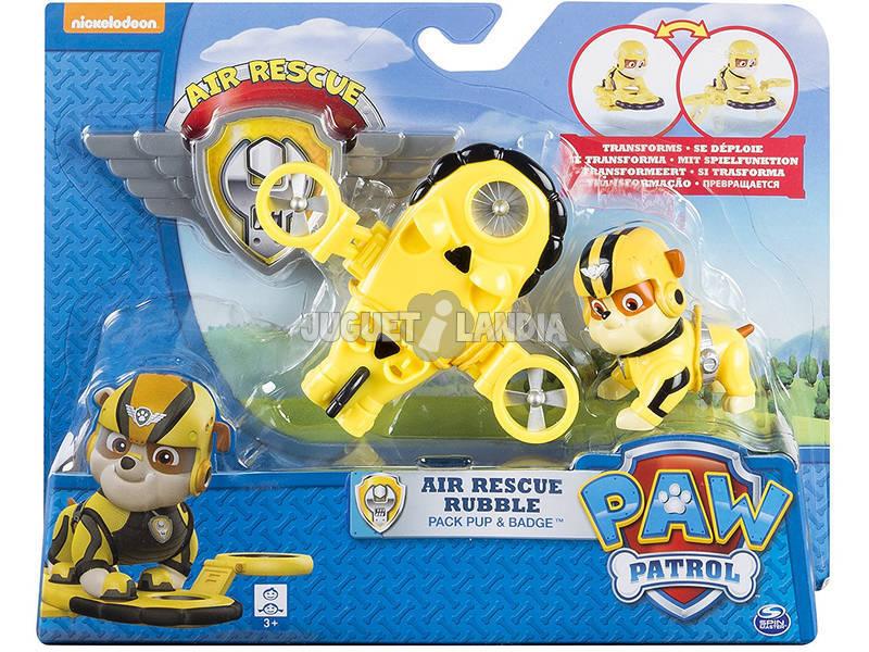 Figuras Sortidas Patrulha Canina Aérea 7 cm Bizak 6192 6669